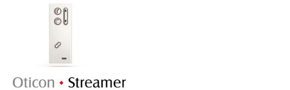 オーティコン・ストリーマー/補聴器サポート機器